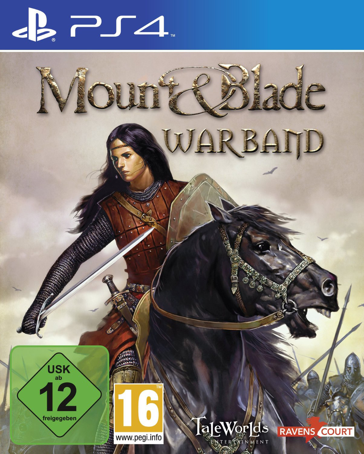 Mount and Blade Warband PS4