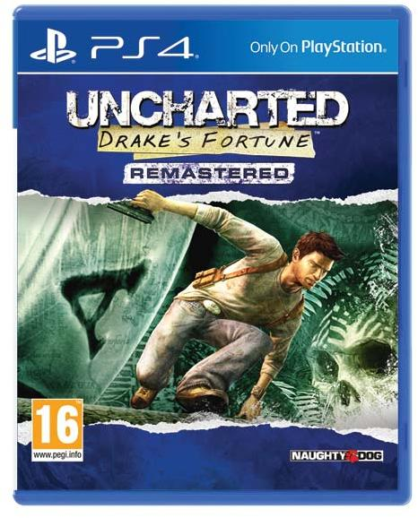 Uncharted: Drakes Fortune Remastered