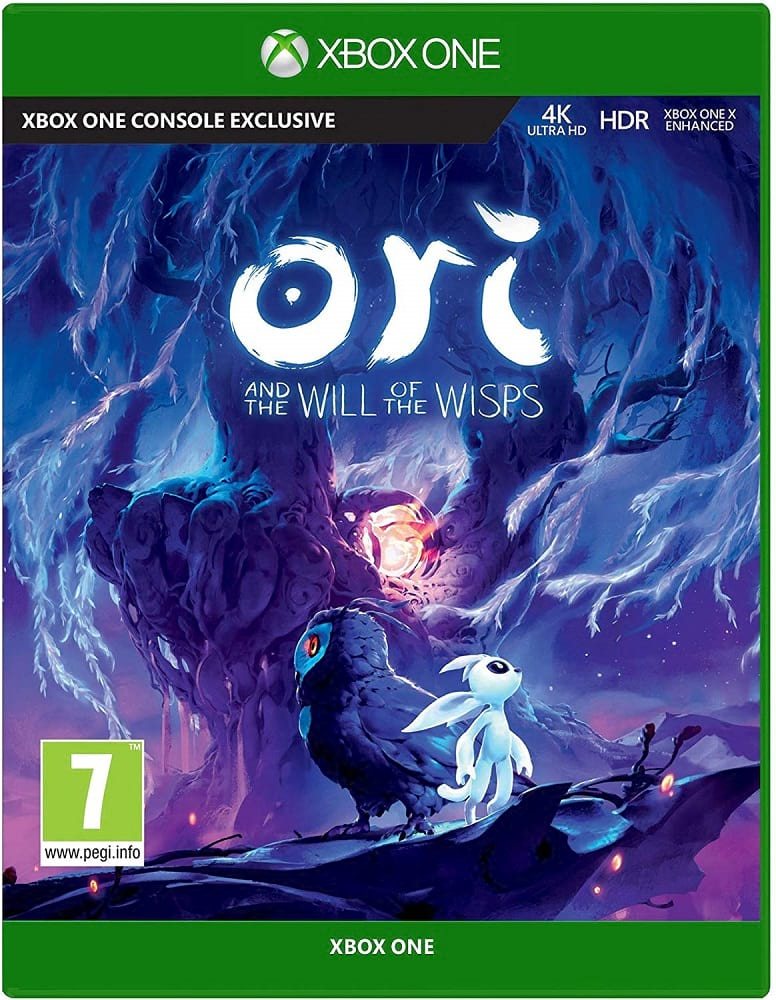 Ori and the Will of the Wisps Xbox One (magyar felirattal)