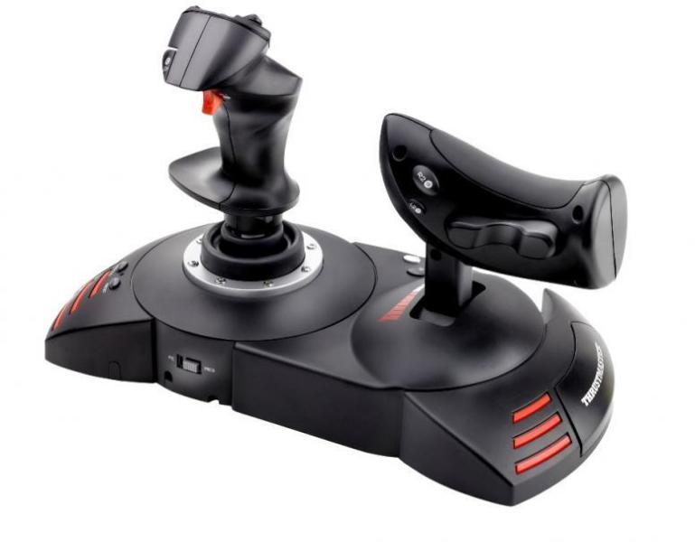 Thrustmaster Flight Hotas (PC.PS3)