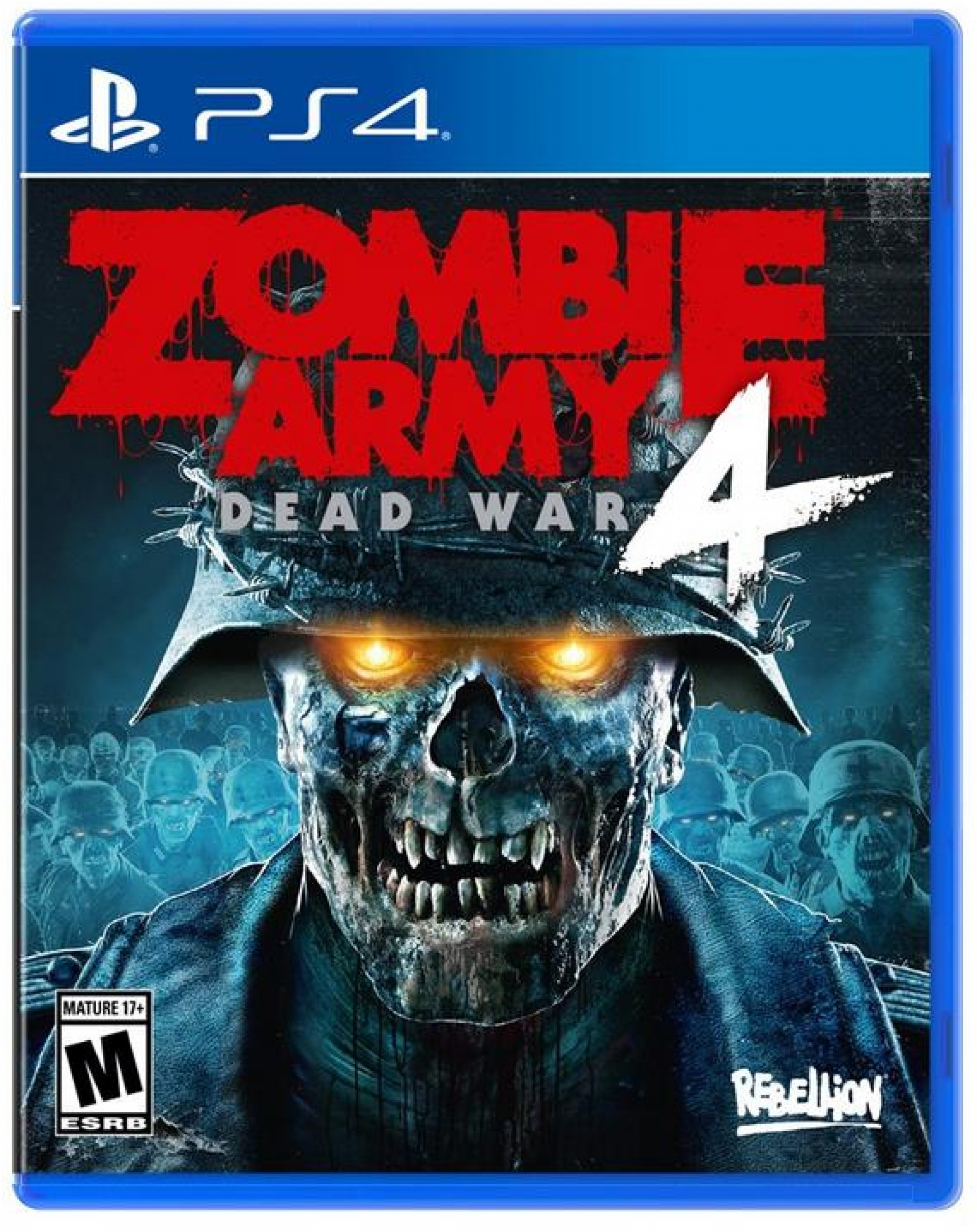 Zombie Army 4 Dead War - PlayStation 4 Játékok
