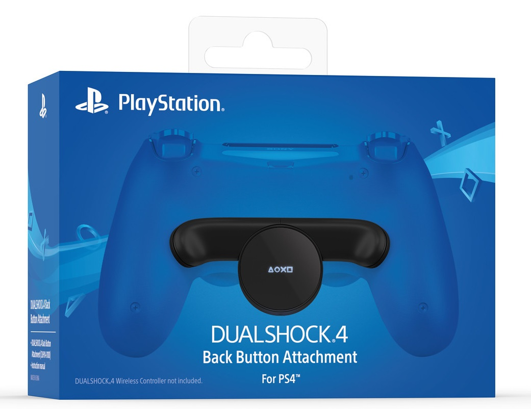 Sony Playstation 4 Dualshock 4 Back Button Attachment