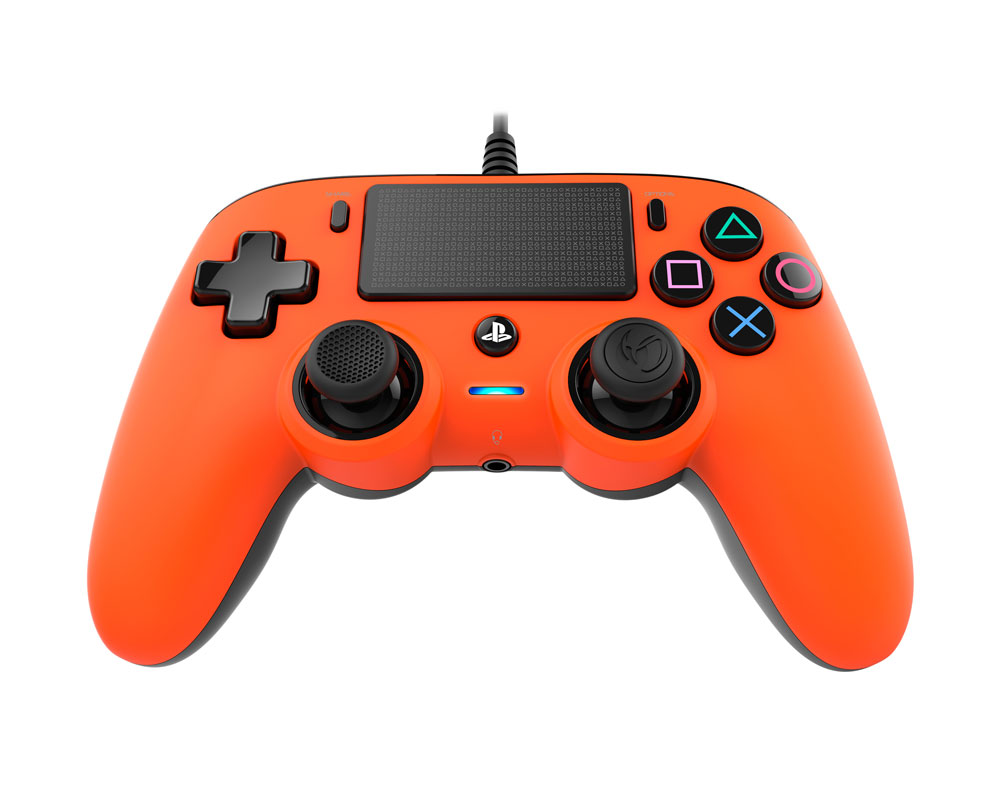 Nacon Wired Compact Controller Orange
