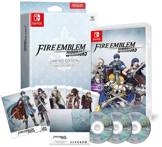 Fire Emblem Warriors: Limited Edition