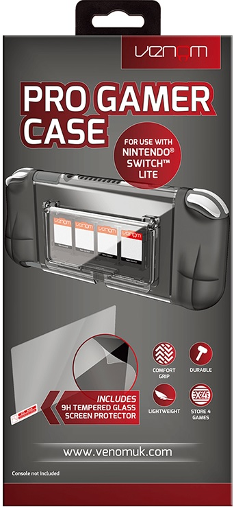 VENOM Pro Gamer Case Nintendo Switch Lite (VS4919)
