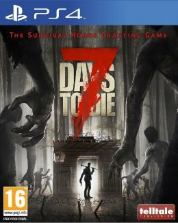 7 Days To Die - PlayStation 4 Játékok