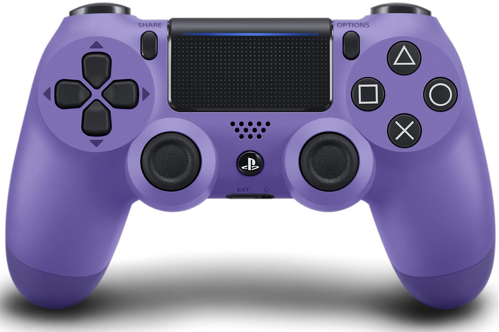 Sony Playstation 4 Dualshock 4 Controller Electric Purple