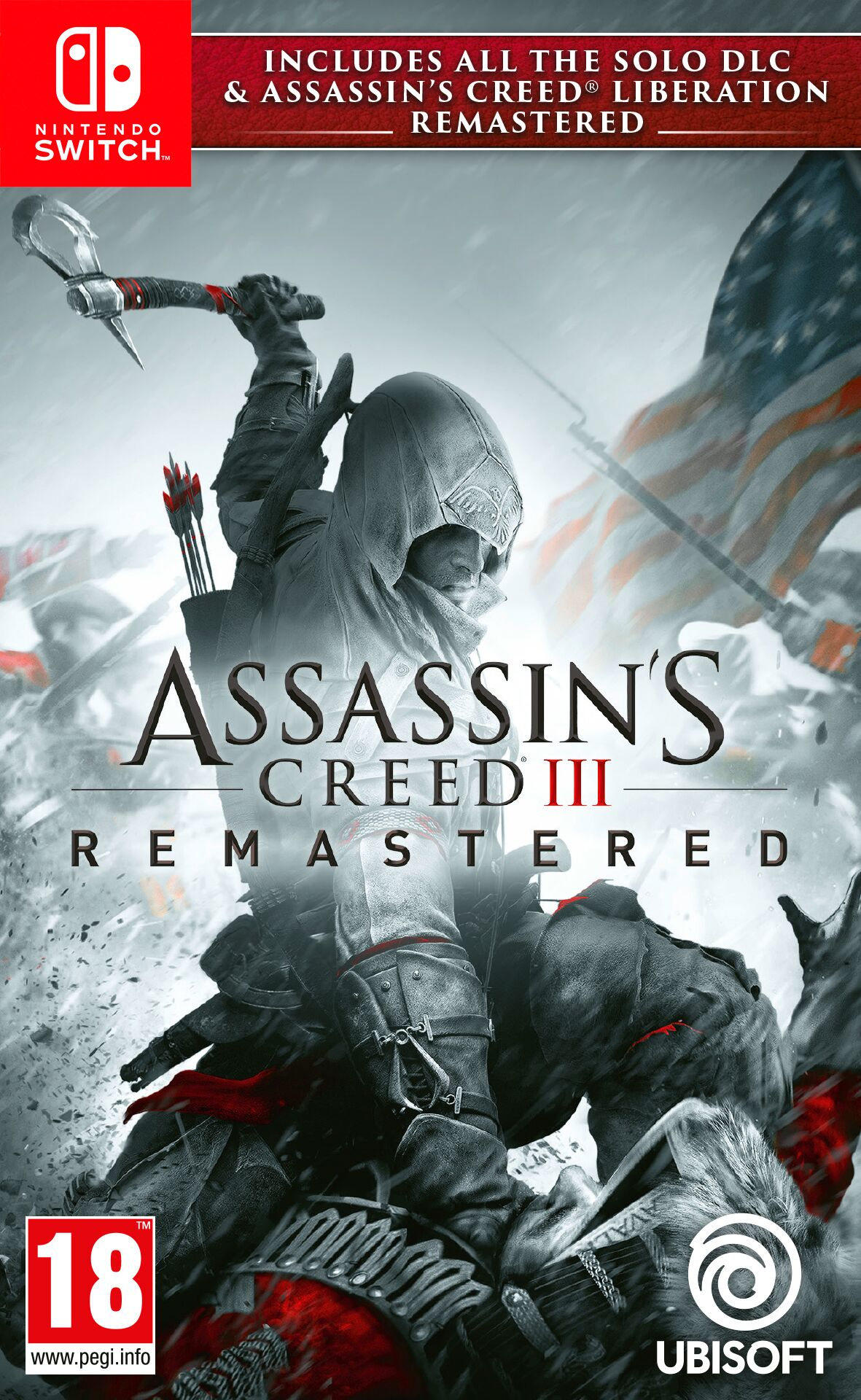 Assassins Creed III Remastered