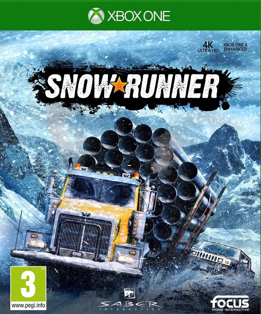 Snowrunner a Spintires Game