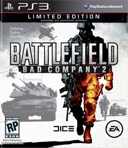 Battlefield Bad Company 2 - PlayStation 3 Játékok