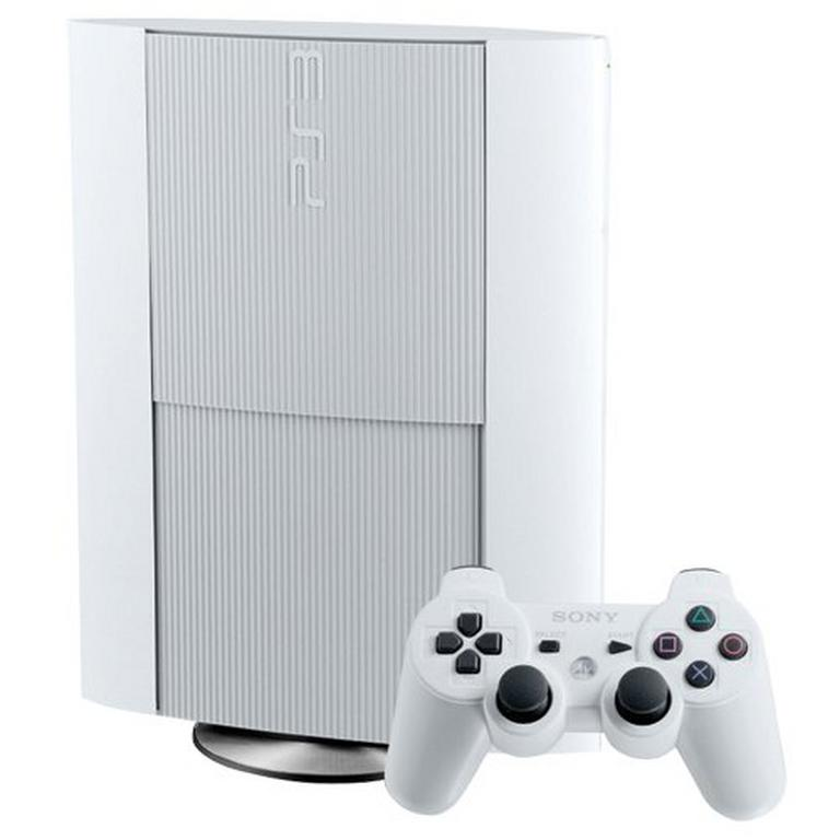 Sony Playstation 3 500Gb Super Slim White