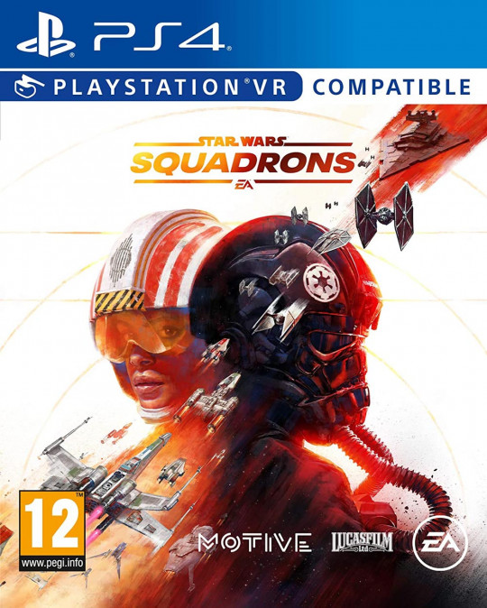 Star Wars: Squadrons - PlayStation 4 Játékok
