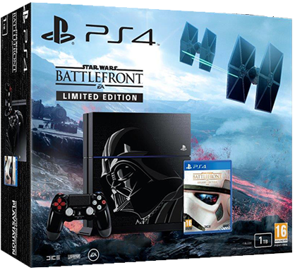 Sony Playstation 4 1TB Darth Vader Limited Edition
