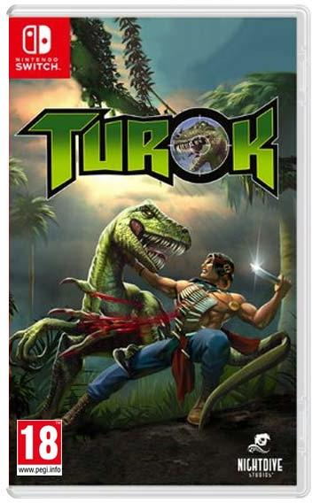 Turok Switch - Nintendo Switch Játékok
