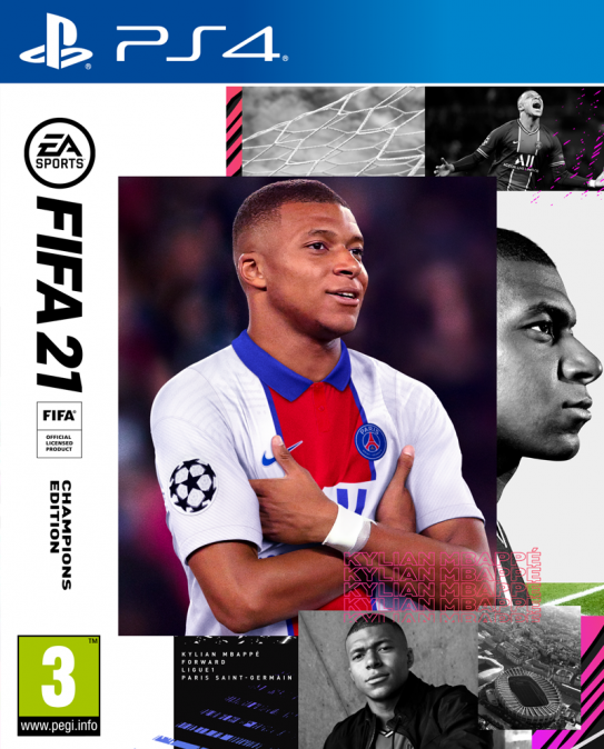 FIFA 21 Champions Edition (Dual Entitlement)