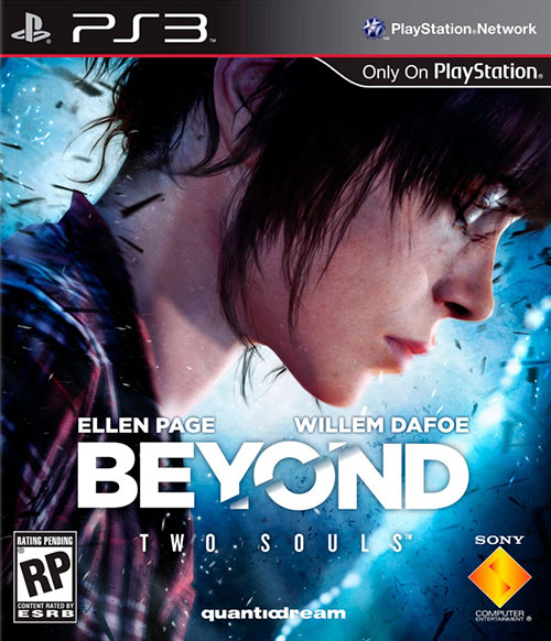 Beyond Two Souls - PlayStation 3 Játékok