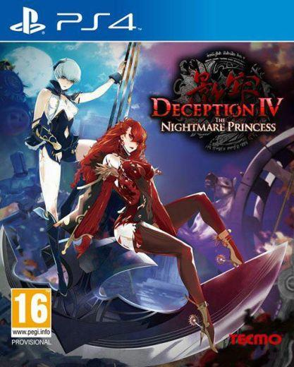 Deception IV The Nightmare Princess - PlayStation 4 Játékok