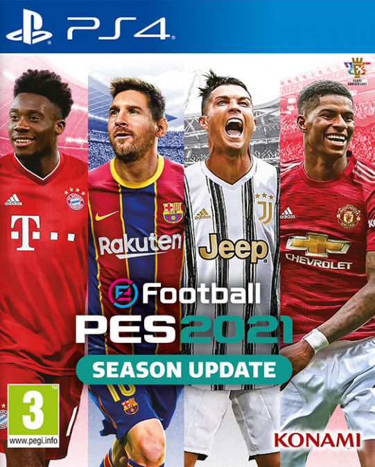 eFootball PES 2021 Pro Evolution Soccer Season Update
