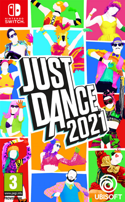 Just Dance 2021 - Nintendo Switch Játékok