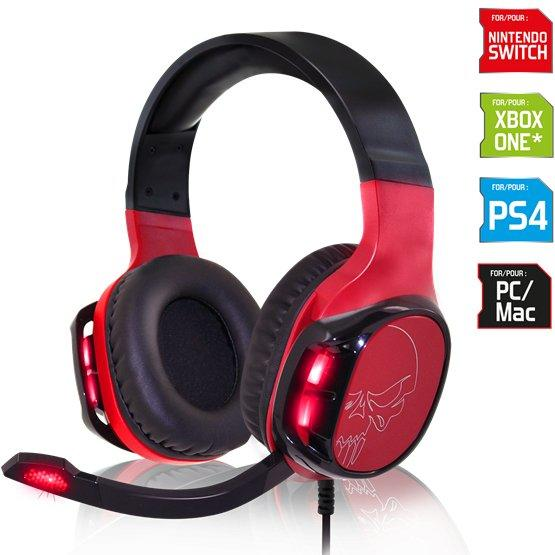 Spirit of Gamer ELITE-H60 Headset (XBOX, SWITCH, PS4)