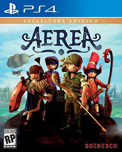 AEREA Collectors Edition - PlayStation 4 Játékok