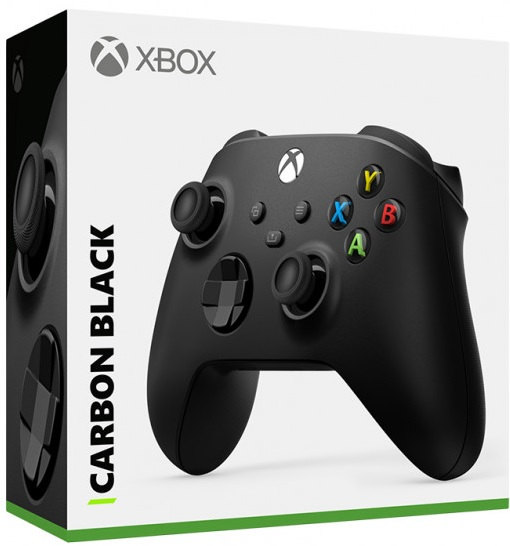 Microsoft Xbox Wireless Controller (Fekete)