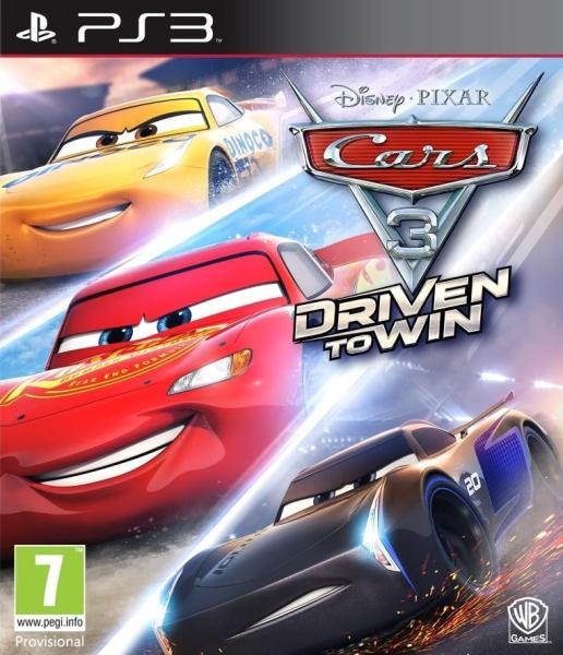 Disney Pixar Cars 3 Driven to Win
