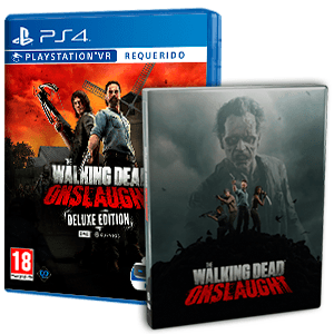 The Walking Dead Onslaught Delux Edition
