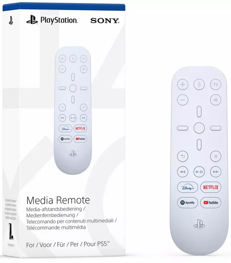 PlayStation 5 (PS5) Media Remote