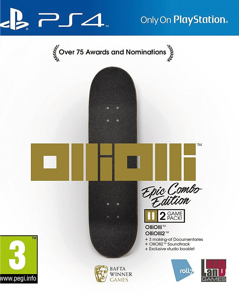 OlliOlli Epic Combo Edition