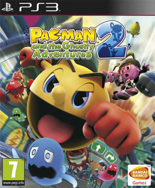 Pac-Man and the Ghostly Adventures 2 - PlayStation 3 Játékok