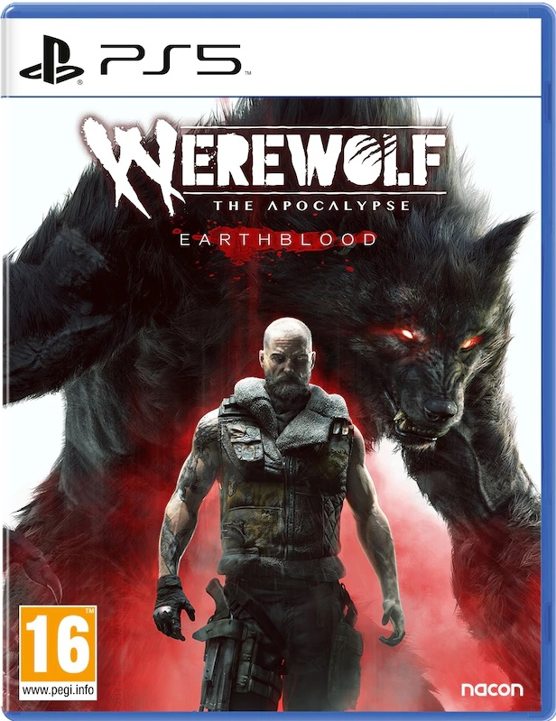 Werewolf The Apocalipse - Earthblood  - PlayStation 5 Játékok