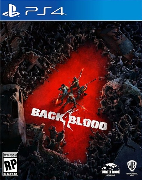 Back 4 Blood - PlayStation 4 Játékok