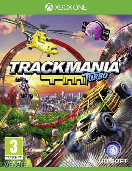 Trackmania TM Turbo
