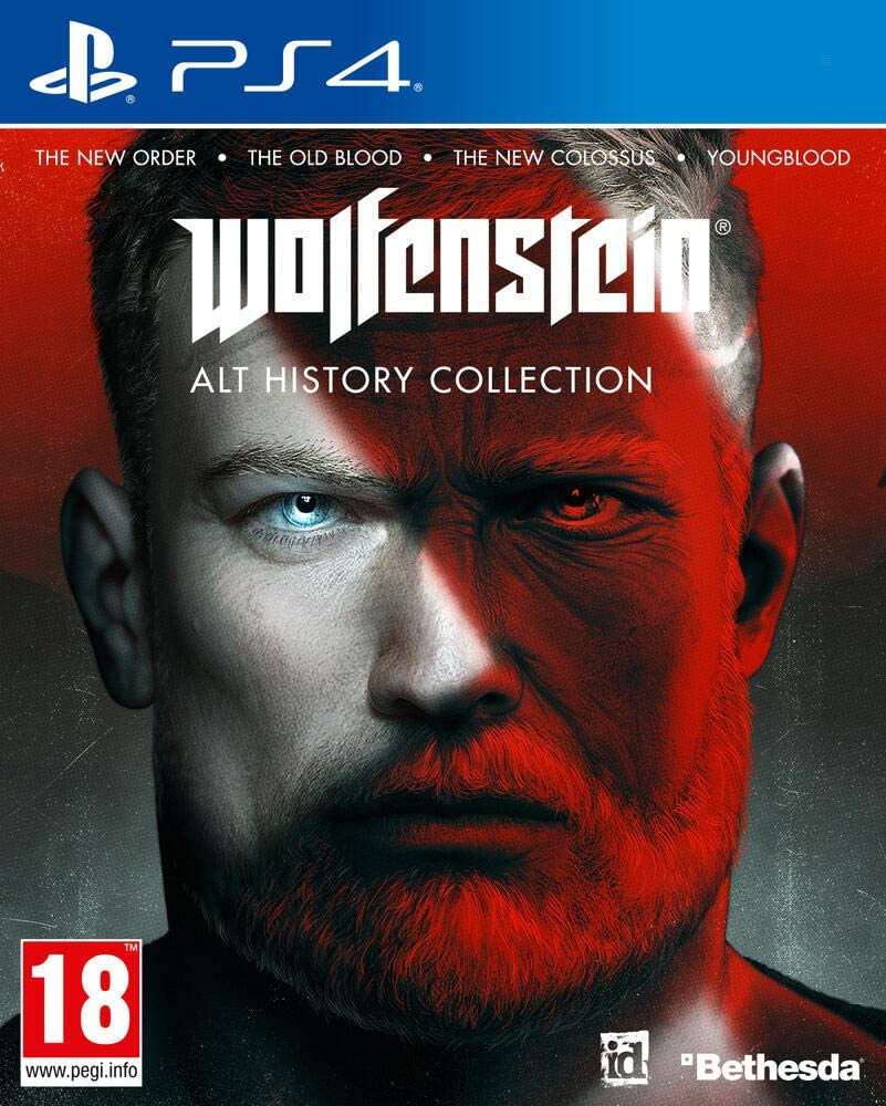 Wolfenstein Art History Collection