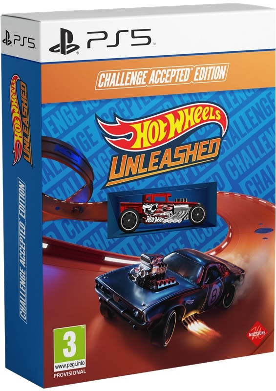 Hot Wheels Unleashed (Challenge Accepted Edition)