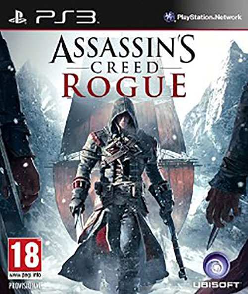 Assassins Creed Rogue - PlayStation 3 Játékok