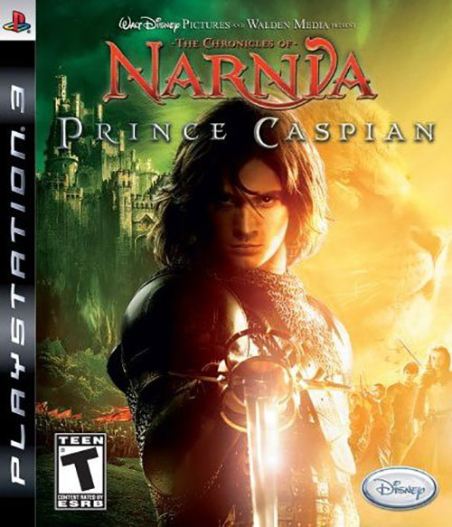 The Chronicles of Narnia Prince Caspian
