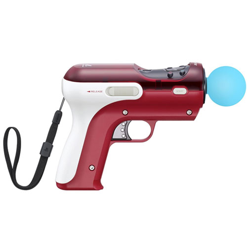 PS3 Move Gun