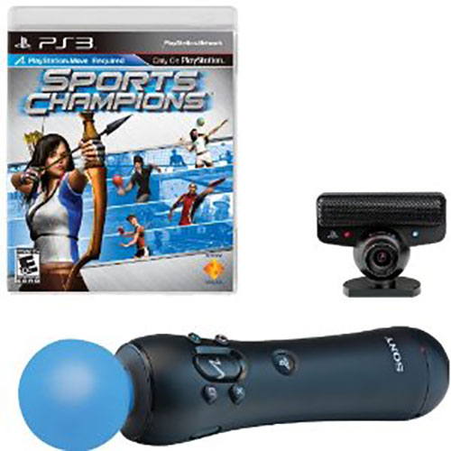 Playstation 3 Move Pack (OEM) Sport Champions 1