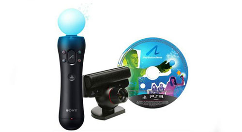 Playstation 3 Move  Starter Pack