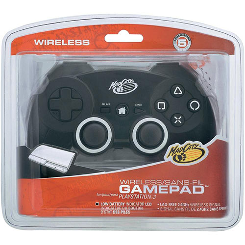 Madcatz Playstation 3  Wireless Gamepad