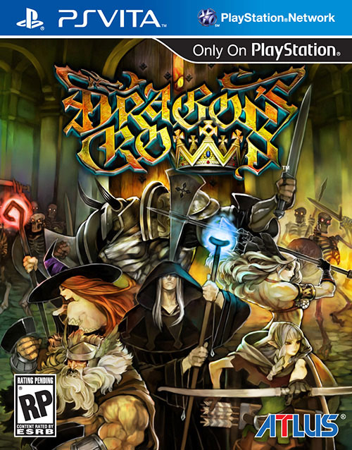 Dragons Crown - PS Vita Játékok