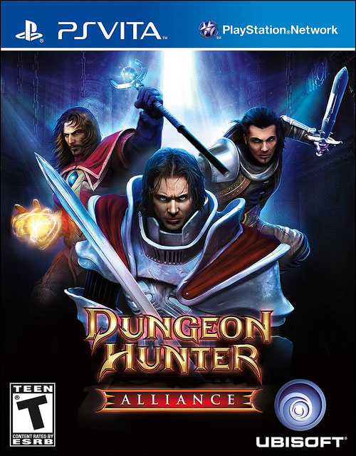 Dungeon Hunter Alliance - PS Vita Játékok
