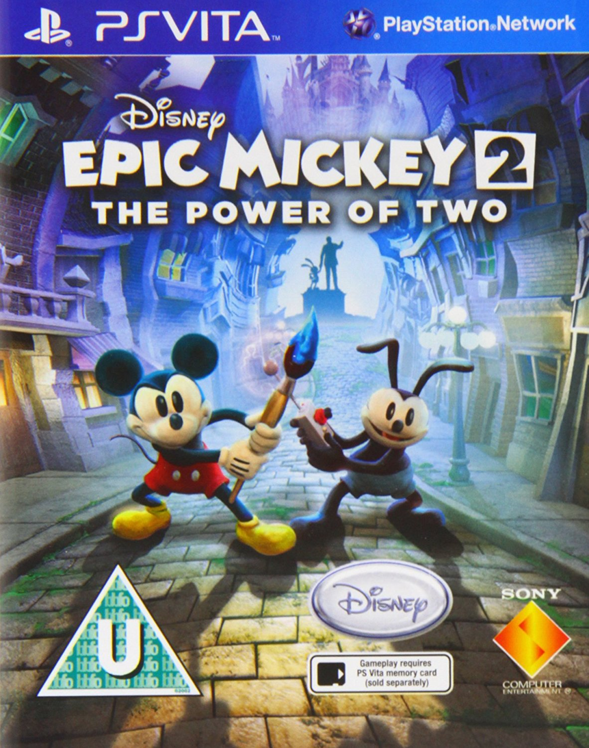Disney Epic Mickey 2 The Power of Two - PS Vita Játékok