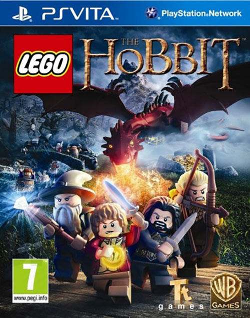 Lego The Hobbit - PS Vita Játékok