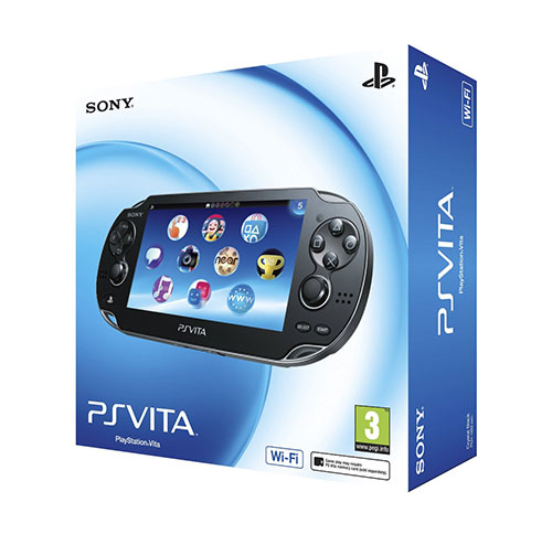Sony Playstation Vita (PS Vita) WiFi 8GB