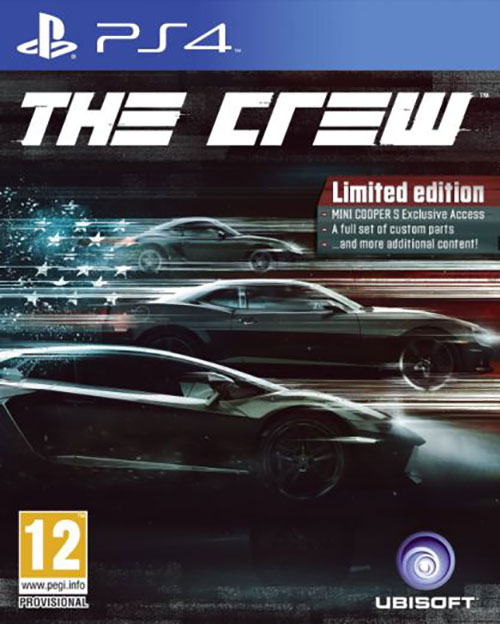 The Crew - PlayStation 4 Játékok