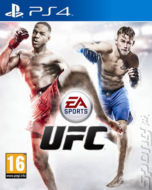 EA Sports UFC - PlayStation 4 Játékok