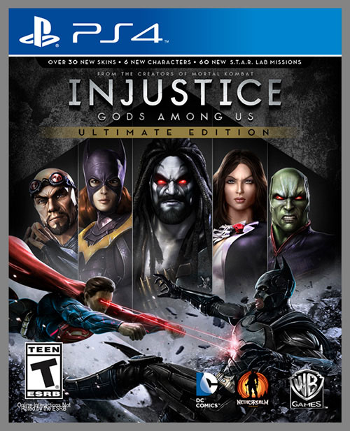 Injustice: Gods Among Us (Ultimate Edition)
